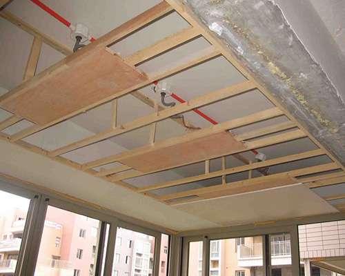吊顶工程 木龙骨吊顶施工工艺流程