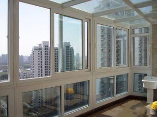 铝合金阳台窗选购技巧