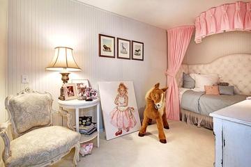 现代住宅效果套图赏析儿童房