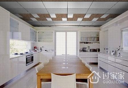 厨房吊顶风水学讲究