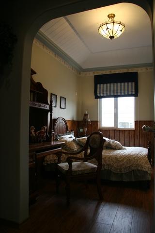 田园别墅设计卧室装修效果图设计