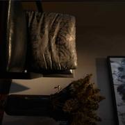 中式风格家具饰品摆放效果图