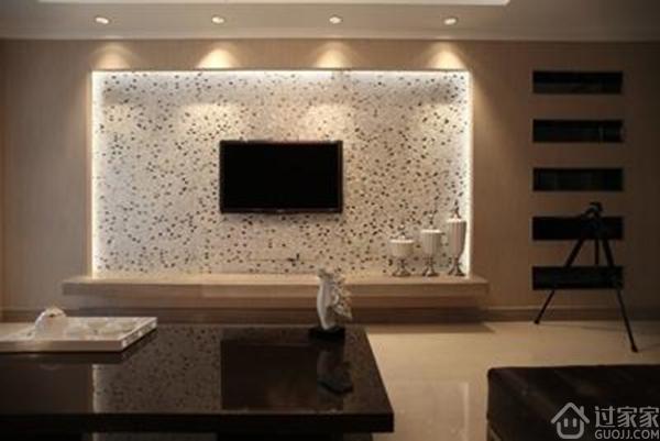 个性空间设计 客厅现代风格设计也有出彩的风景