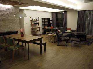 宜家设计住宅效果图客餐厅