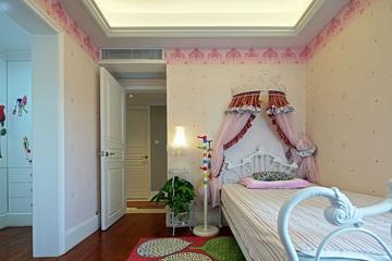 新古典风格大美居欣赏卧室陈设