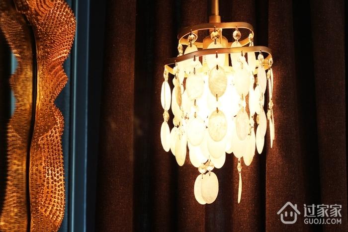 简约设计住宅套图赏析灯饰