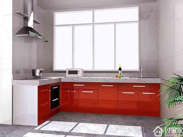 既简洁又大气,简约而不简单!55平米小户型厨房装修介绍
