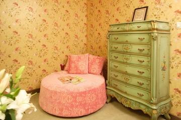 东南亚风格住宅欣赏卧室局部