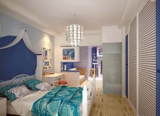 舒适简约一居室欣赏