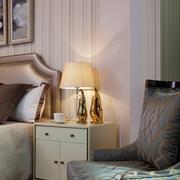 92平新古典装修案例欣赏卧室局部