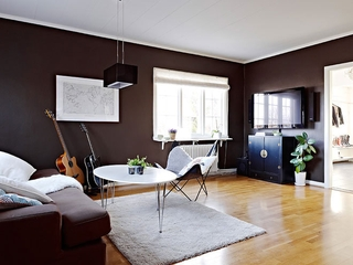 99平经典简约装修住宅欣赏客厅