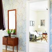 40平一居室现代设计欣赏客厅陈设设计
