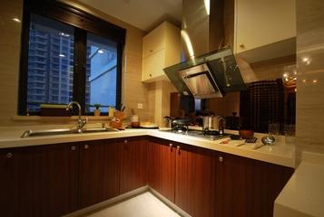 东南亚风格效果图欣赏厨房