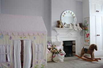 128平时尚现代复式楼欣赏儿童房