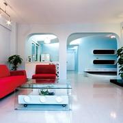 81平简约风格三居室装修案例