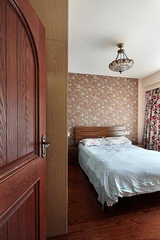 田园乡村别墅欣赏卧室