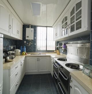 清爽混搭风格住宅欣赏厨房