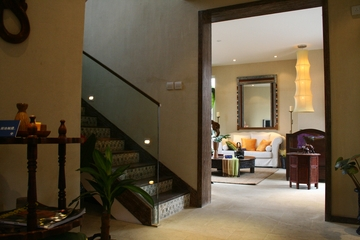 东南亚风格欣赏楼梯