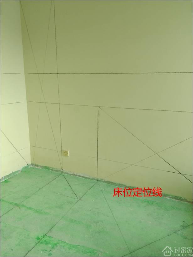 项目经理版施工节点4:开工进场,实施第一、二步标准放线