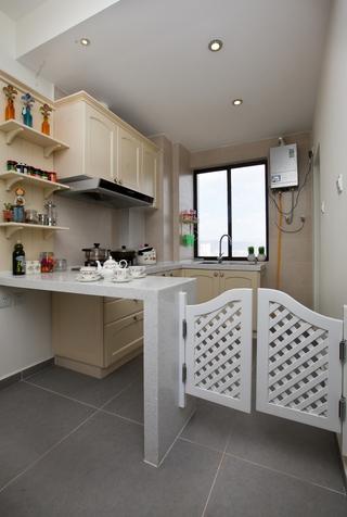 70平米两室两厅住宅欣赏厨房