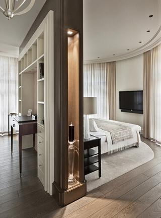 新古典奢华大宅设计欣赏卧室摆件