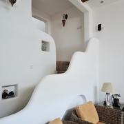 奢华东南亚别墅楼梯