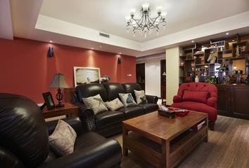 雅致简约三居室欣赏客厅