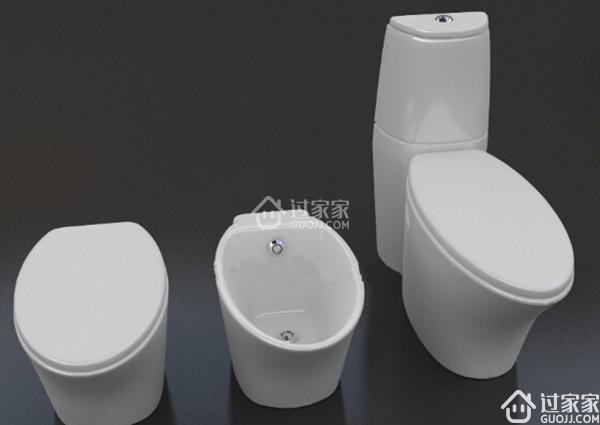 墙排式马桶360°无卫生死角清洁方便简单 符合你爱清洁的个性