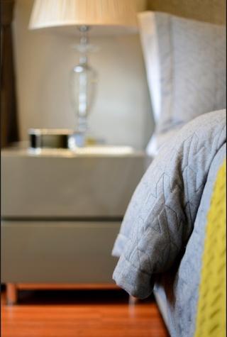 现代风格装修套图卧室陈设