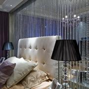 欧式风格样板房卧室床品