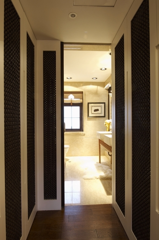 奢华东南亚风格室内门
