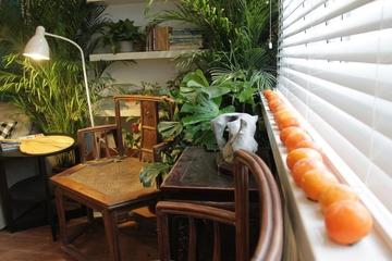 环保美式风住宅欣赏阳台