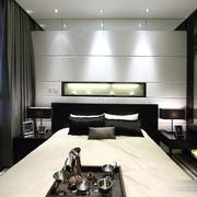 现代住宅公寓床品
