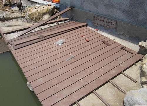 塑木地板怎么安装 塑木地板安装方法