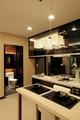 现代日式风开放式厨房