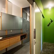 别墅现代风格卫生间