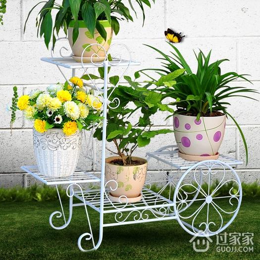 什么是铁艺花架 铁艺花架的特点有哪些