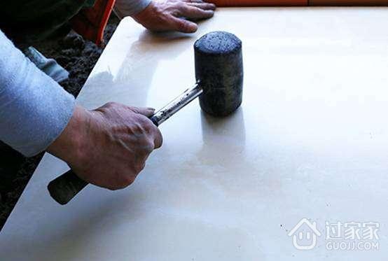 瓷砖铺贴与瓷砖验收