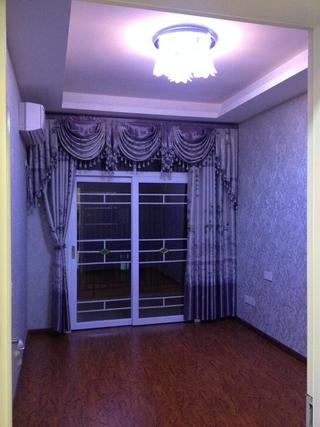 114平简欧三居室欣赏卧室吊顶