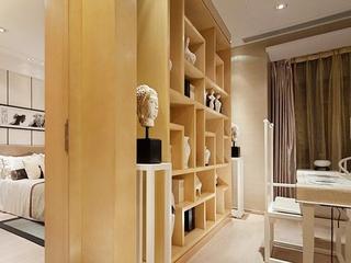 新中式风格效果图欣赏卧室效果