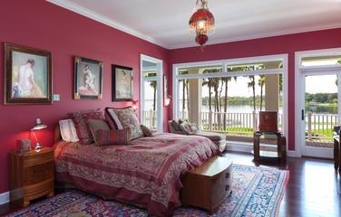 欧式装饰设计别墅套图卧室