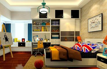 根据年龄的不同,儿童房高低床尺寸选择指南