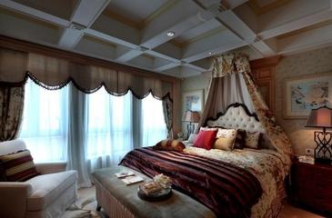 混搭时尚风情住宅欣赏卧室
