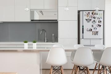 简约设计小户型效果图厨房设计