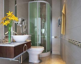 浴室干湿分离设计理念和设计要点