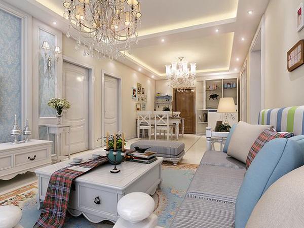 文艺小资的复古情怀 适合客厅装修现代欧式风格吗?