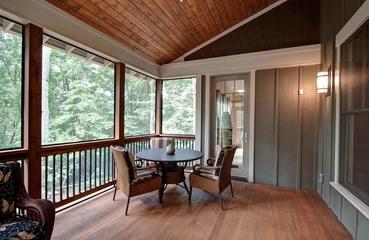 法式别墅设计装饰欣赏阳台设计