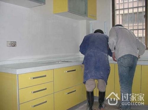 厨房装修是先装橱柜好,还是先装油烟机好,很多人都搞反了!