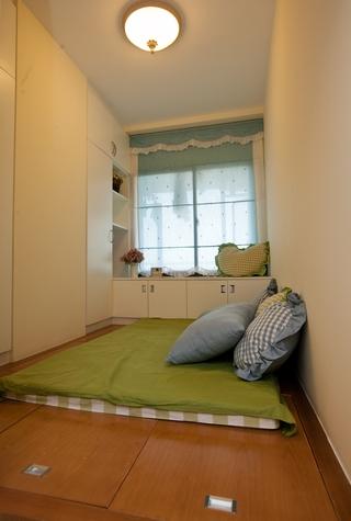 70平米两室两厅住宅欣赏儿童房
