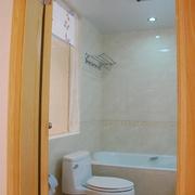 现代风格住宅设计卫浴间